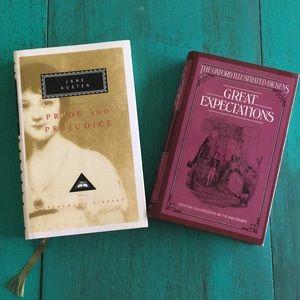 Classic novel bundle